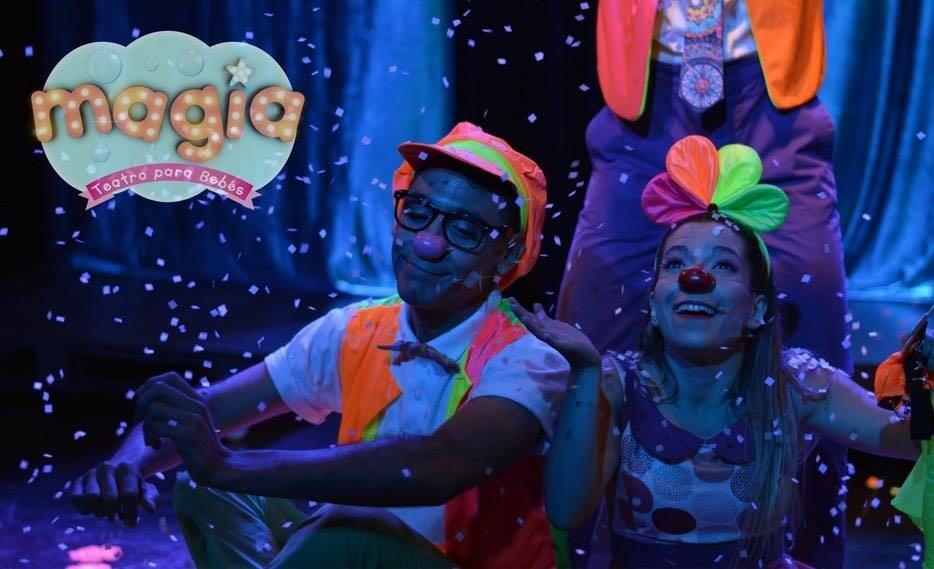 MAGIA - Teatro para Bebés