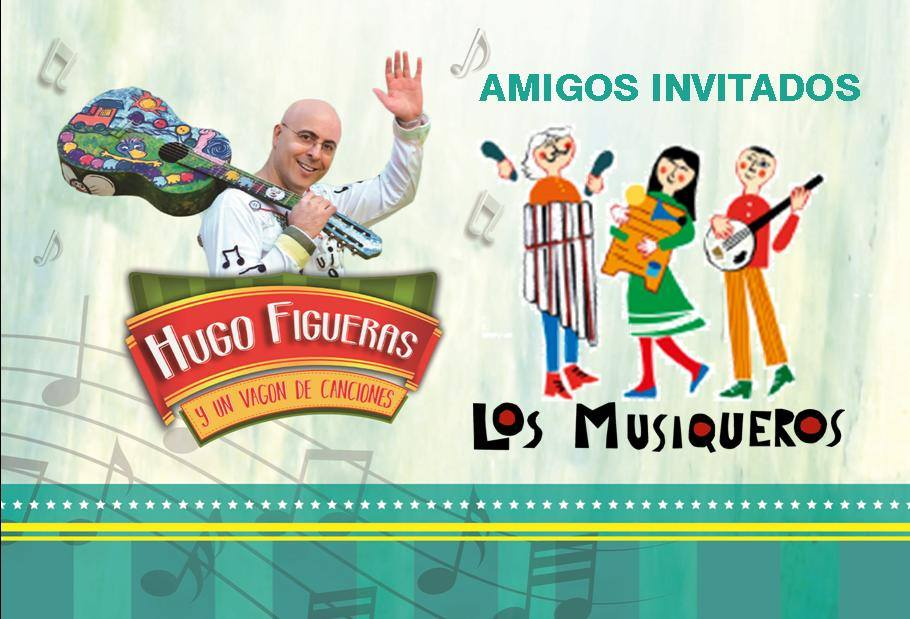Hugo Figueras y Los Musiqueros