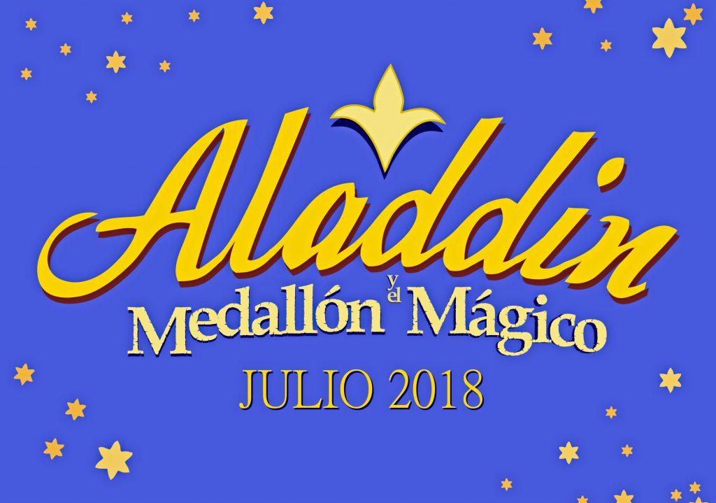 Aladin y el Medallón Mágico