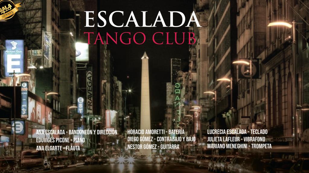 Escalada Tango Club