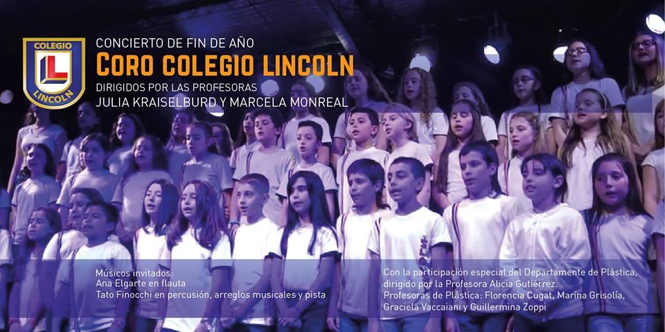Coro Colegio Lincoln