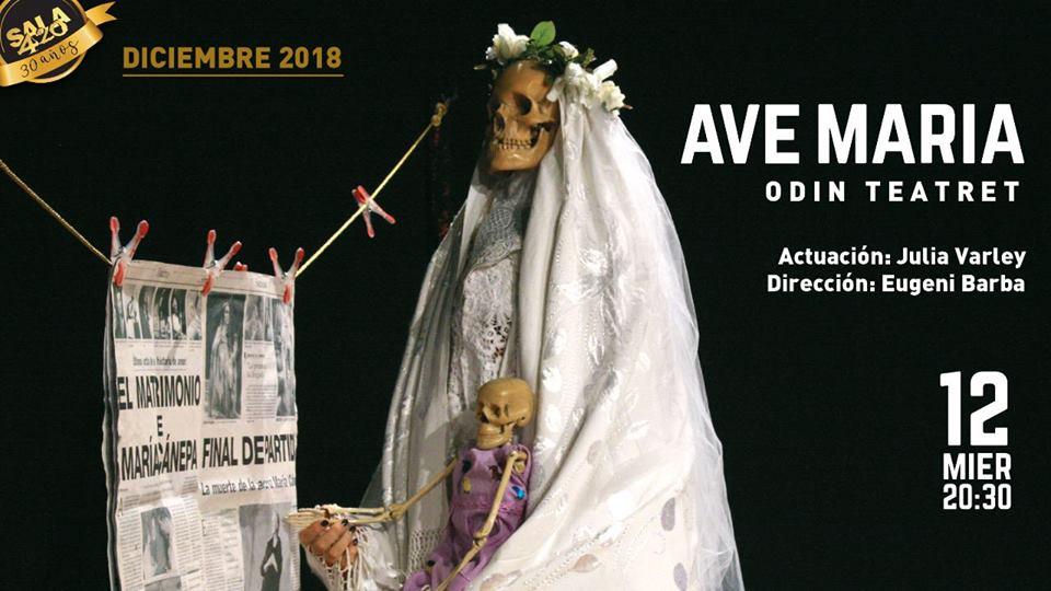 Odin Teatret - Ave Maria
