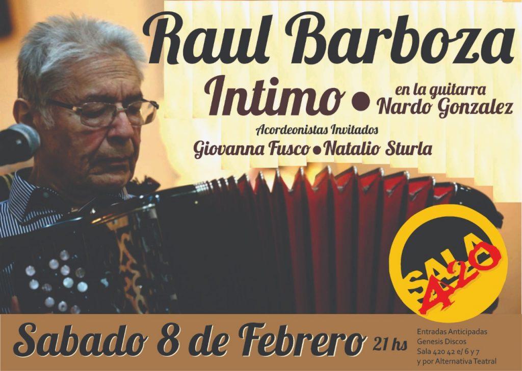 Raúl Barboza - Intimo