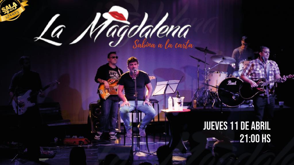 La Magdalena - Sabina a La Carta