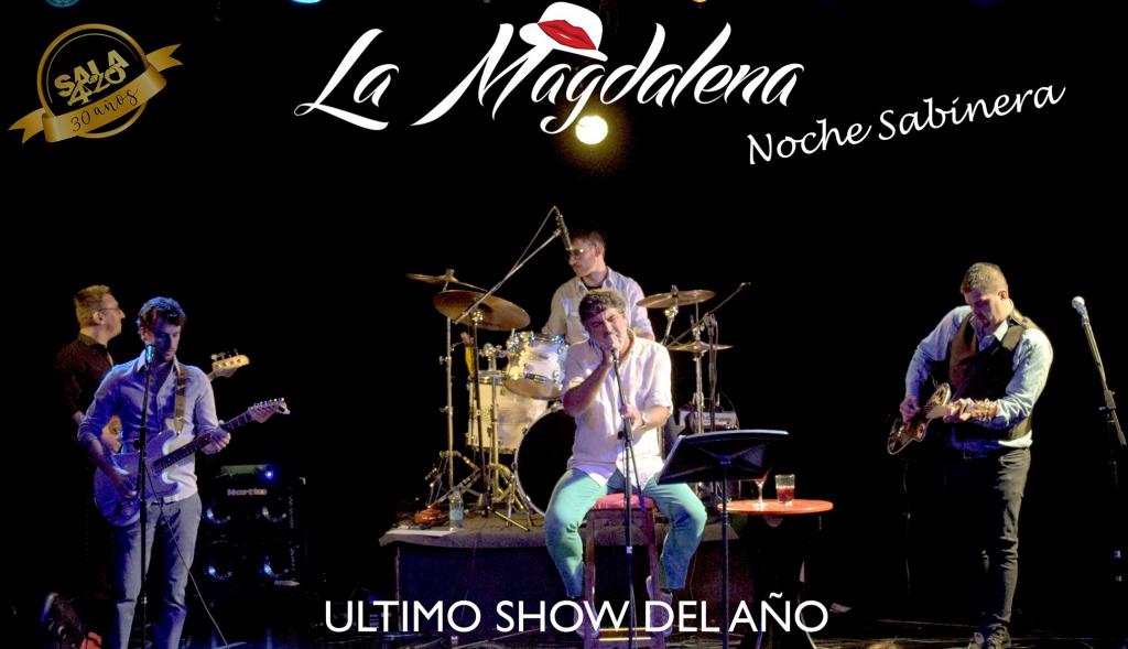 La Magdalena - Noche Sabinera