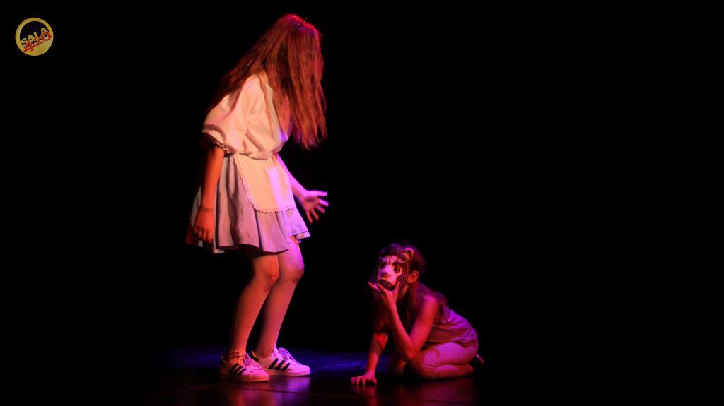 Teatro Niños y Adolescentes